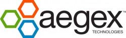 Aegex colour logo