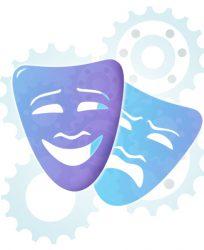 DramaWorks logo 530 x 650