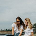 two-women-in-white-shirts-2773503